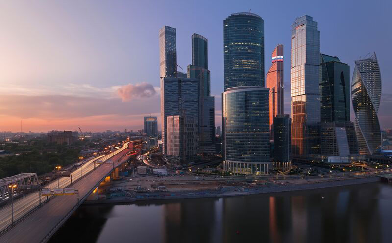 Спрос на коммерческую недвижимость в столичных небоскребах уверенно набирает обороты, говорят эксперты