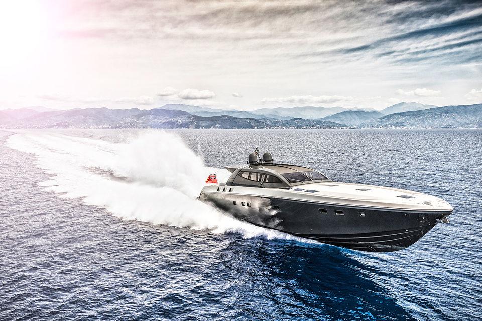 Официальная презентация суперъяхты Mystere пройдет на выставке Cannes Yachting Festival 2017 (12-17 сентября)