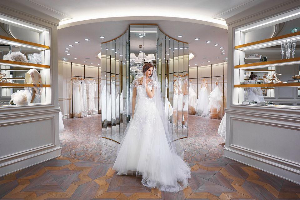 В «Барвиха Luxury Village» открылся свадебный бутик, атакже заработал свадебный сервис под ключ