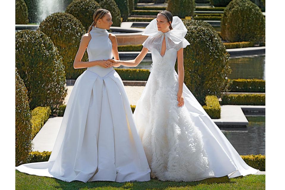 Бутик в Барвихе – единственное место в Москве и окрестностях, где можно приобрести свадебные платья Vera Wang