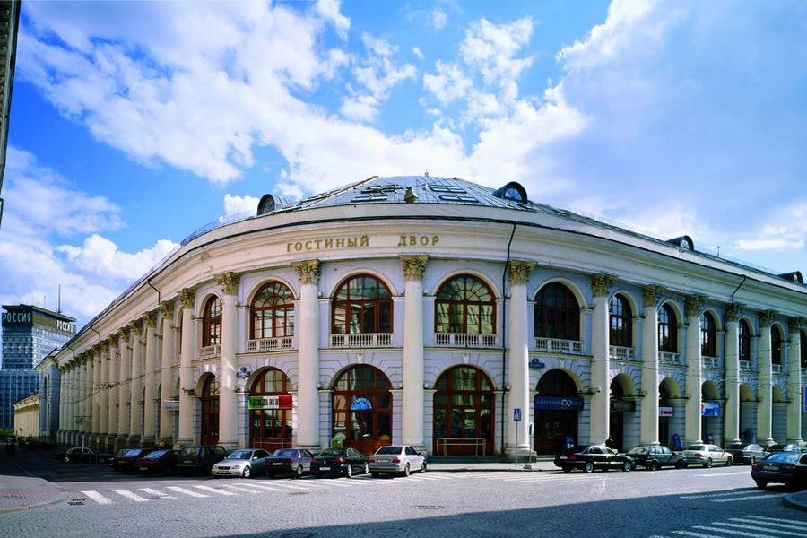 Музей Моды расположен в Гостином дворе на Ильинке