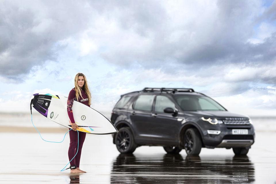 Новинка будет представлена на фестивале технологий Jaguar Land Rover в Лондоне