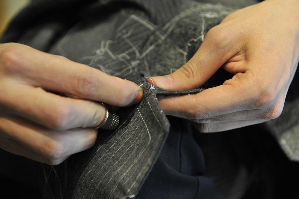 В Москве доступны костюмы на заказ, сделанные руками итальянских портных