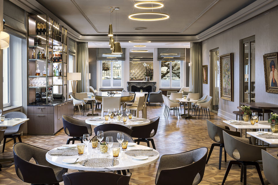 74 гостиничных номера The Ritz-Carlton de la Paix обновлены с учетом тенденций современного дизайна