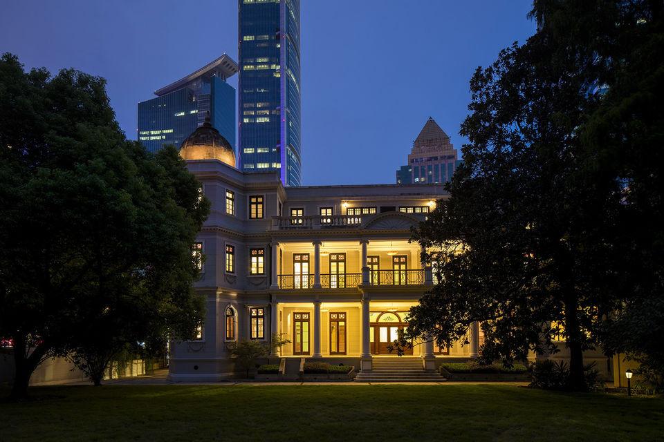 В течение месяца один из самых роскошных особняков будет открыт для посетителей