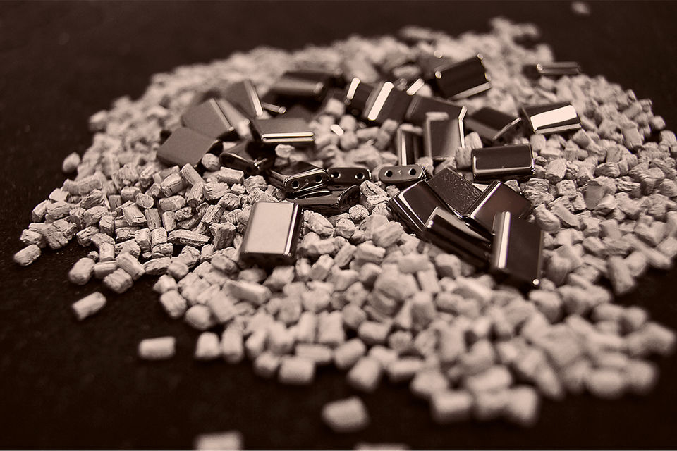 Процесс производства керамики