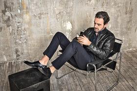 Стефано Трамонте, директор по стилю Corneliani, намерен модернизировать бренд, не нарушая традиций