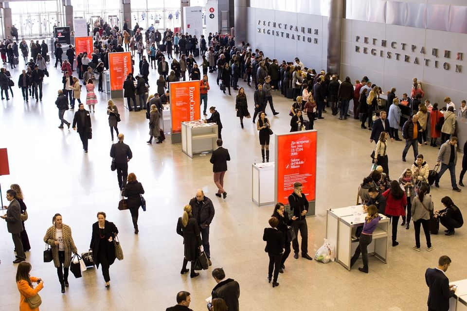 300 компаний покажут свои коллекции, ожидается более 30 тысяч посетителей