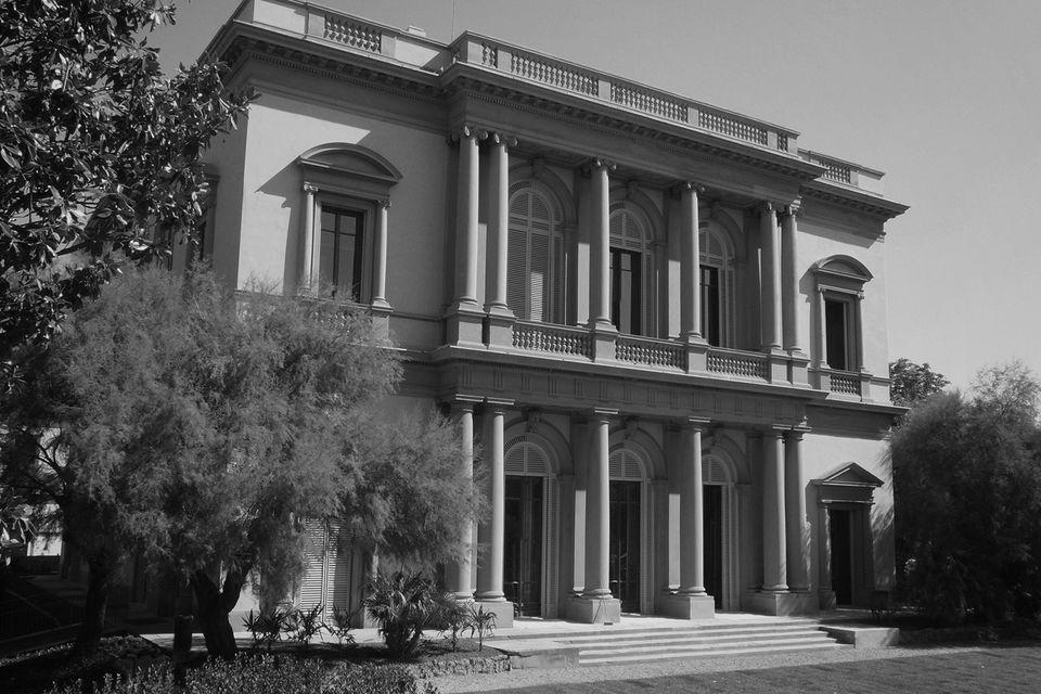 Villa Favard (Флоренция), в которой располагается институт моды, дизайна и бизнеса Polimoda