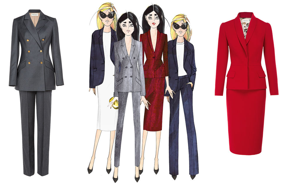 Теперь во всех монобрендовых бутиках Alexander Terekhov представлены образцы  готовых изделий из коллекции Alexander Terekhov Suits