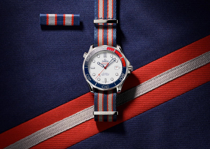 OMEGA Seamaster Diver 300M «Commander's Watch» Limited Edition