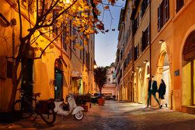 Отель Margutta 19 расположен на старинной улочке в столице Италии