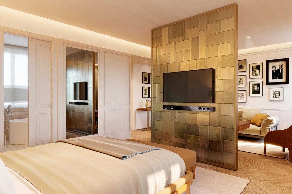 Номер Deluxe Suites в отеле