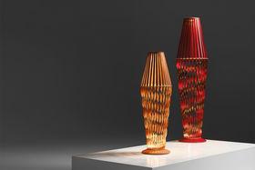 Настольные светильники из коллекции Objets Nomades
