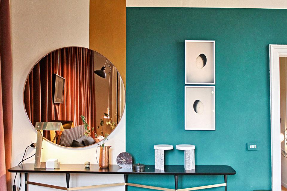 Проект Миланской недели дизайна The Visit, Studiopepe