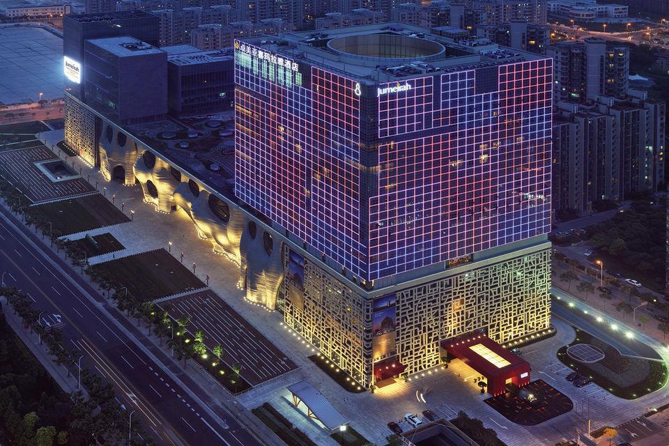 Jumeirah Himalayas Hotel Shanghai – первый отель Jumeirah Group в Азиатско-Тихоокеанском регионе