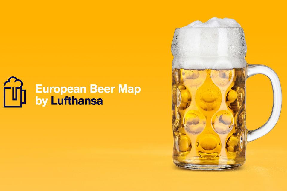 По барам мира в компании с Lufthansa