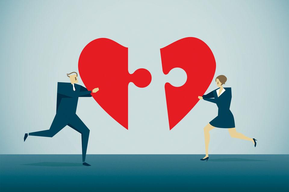 Бизнес, созданный семейными парами - самый устойчивый из всех существующих