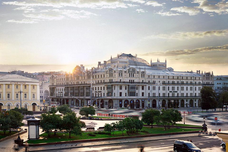 В планах «Метрополя» – подготовить специальный туристический пакет для поклонников творчества Амора Тоулса