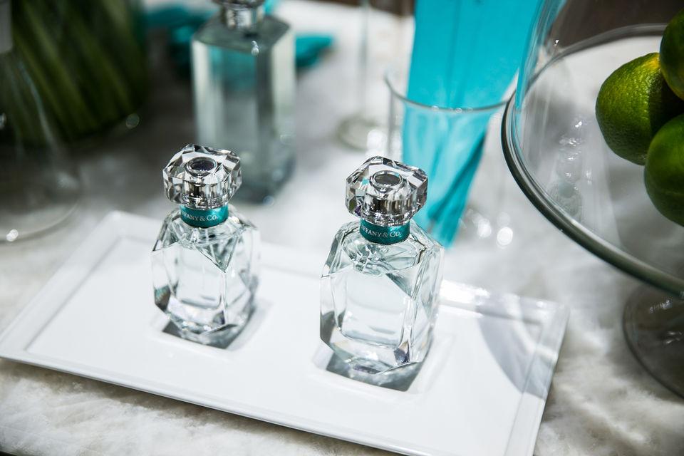 Презентация аромата прошла в бутике Tiffany & Co. на Петровке