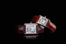 Часы Tank Louis Cartier в классической версии 2017 г.