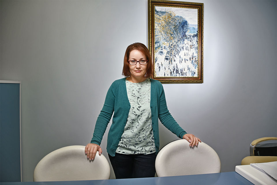 Виктория Шматкова, гендиректор агентства медицинского консалтинга D-ZERTS