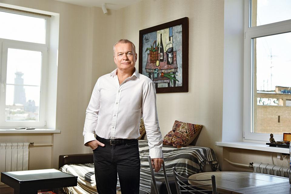 Макс Джексон, исполнительный директор сети рекламных агентств Sudler региона Евразия