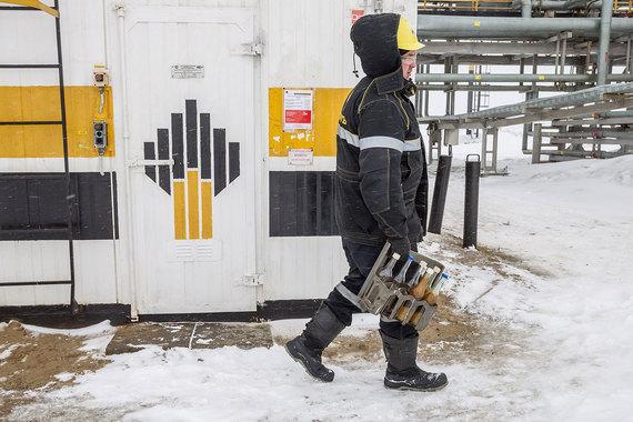 «Роснефть» увеличивает поставки нефти в Китай