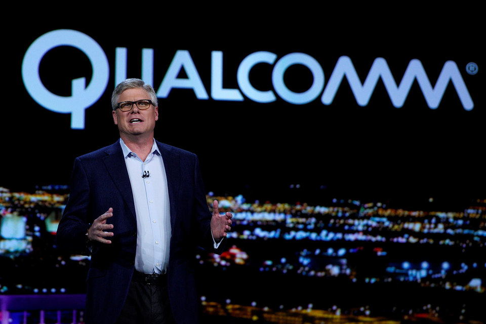 Гендиректор Qualcomm Incorporated Стивен Молленкопф
