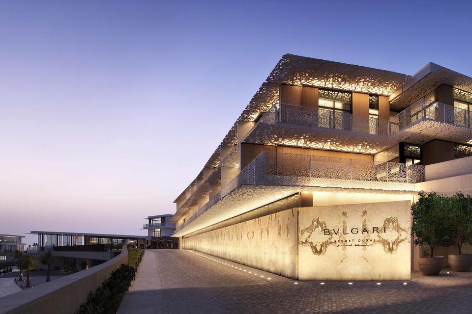 Новый комплекс Bulgari Resort Dubai