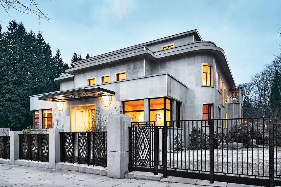 Villa Empain в Брюсселе – культурный очаг деятельности The Boghossian Foundation