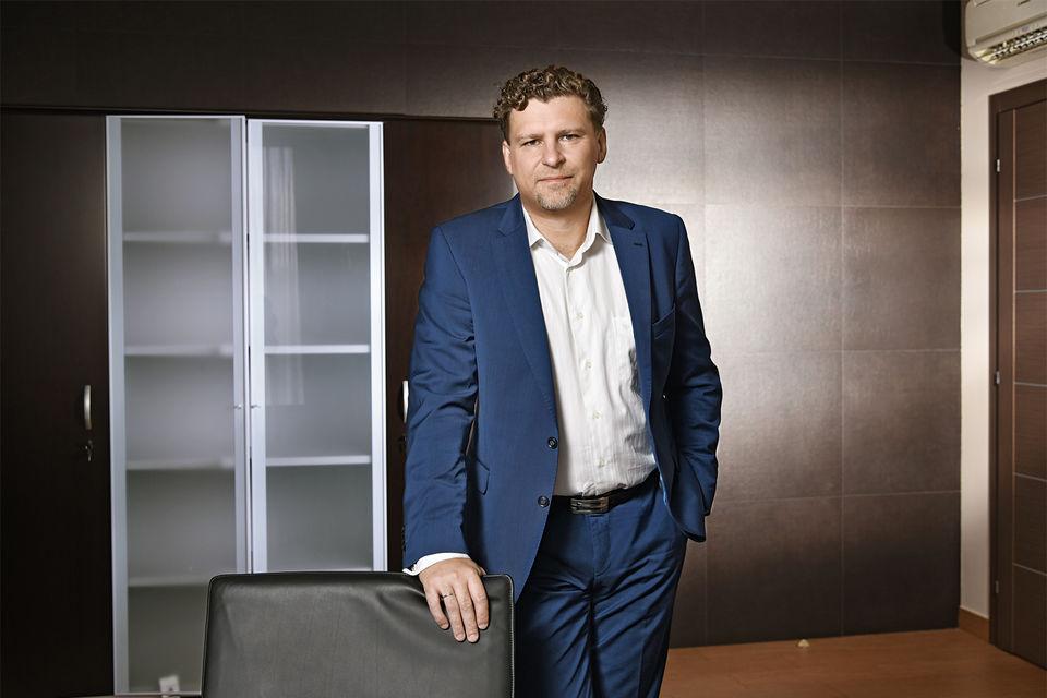 Дмитрий Кунцев, генеральный директор ООО «Ювелирная группа «Смоленские бриллианты»