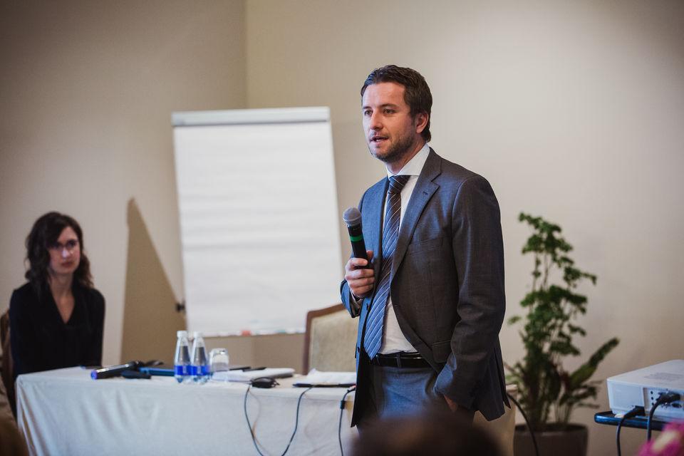 Филиппо Фрати, новый генеральный директор Luxottica в России