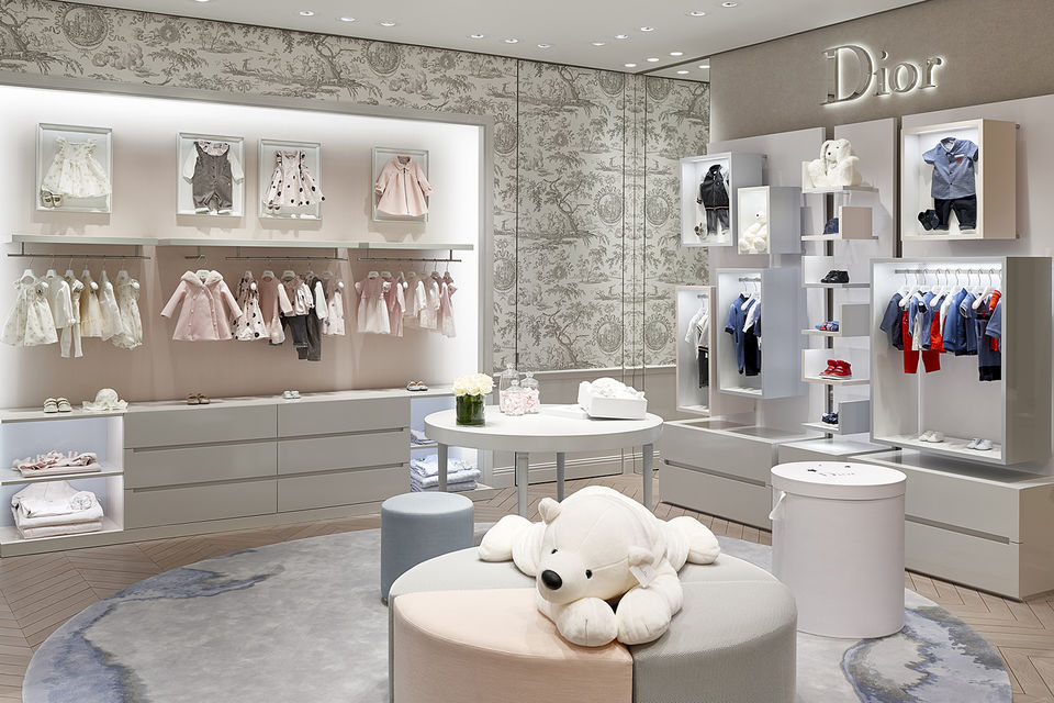 Корнер Baby Dior