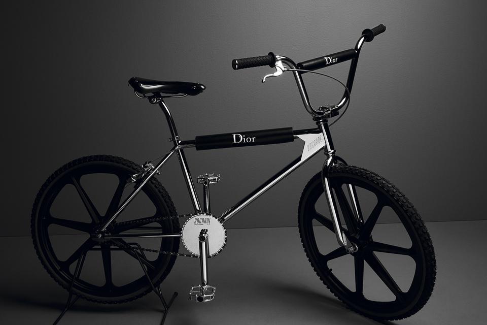 Велосипед Dior Homme