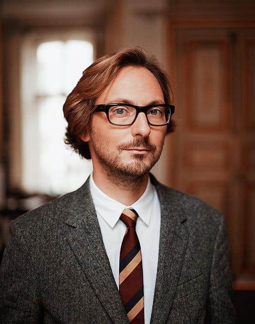 Николя Бос, президент ювелирно-часового Дома Van Cleef & Arpels