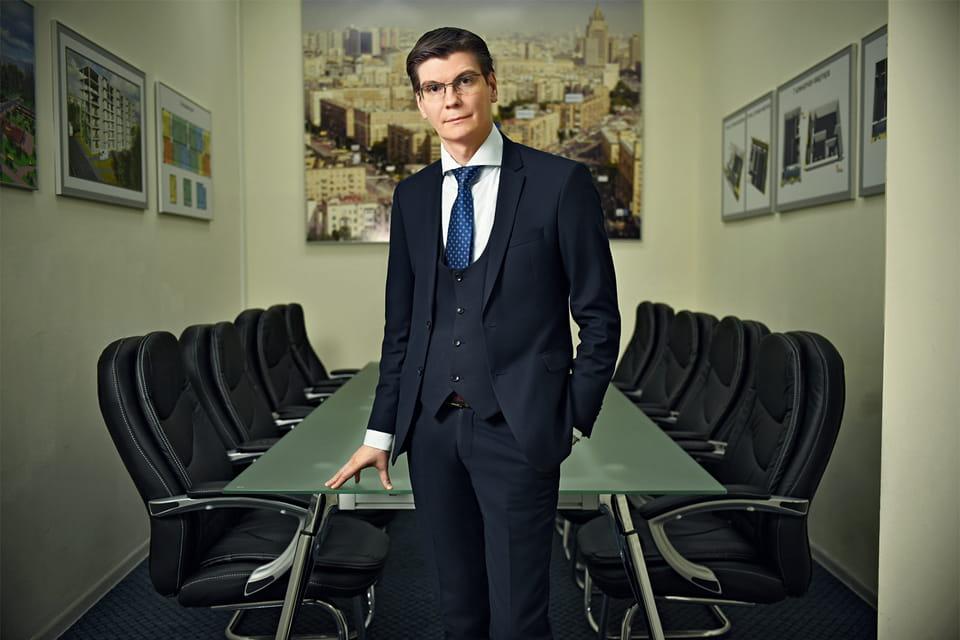Валерий Чернышев, генеральный директор Ассоциации «Городские землевладельцы»