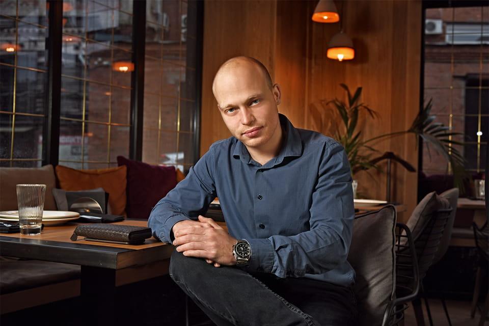Иван Коновалов, генеральный директор Vankon-Lab