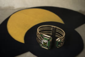 Браслет-манжета из линии My Green коллекции Chanel Gallery