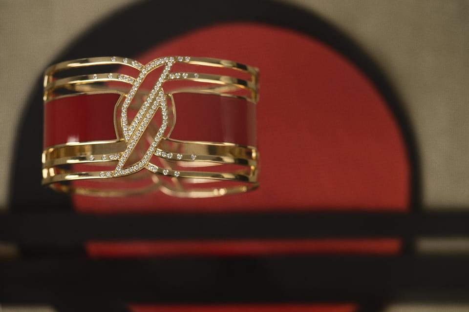 Браслет из линии My Red коллекции Chanel Gallery