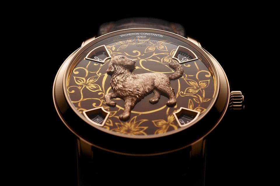 Часы из коллекции Métiers d'Art «Легенды китайского зодиака» выпущены мануфактурой Vacheron Constantin всего в 12 экземплярах