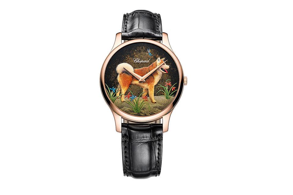 Часы Chopard из лимитированной коллекции L.U.C XP Urushi Chinese Astrology
