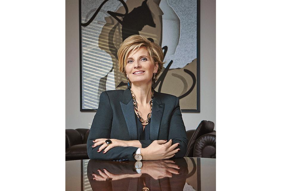 Сабрина Белли, исполнительный директор Pomellato – первая женщина во главе компании