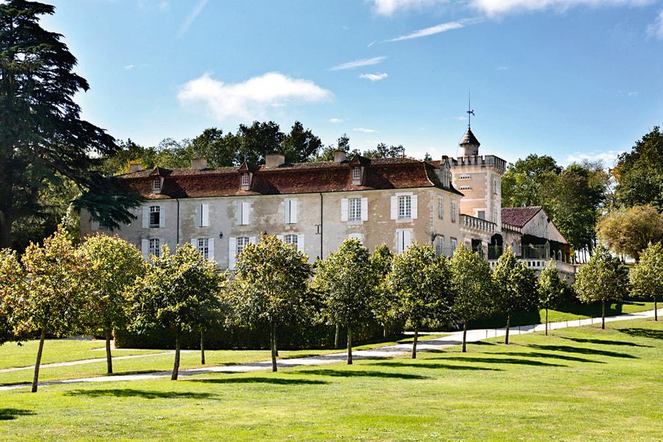 Chateau de Monestier и его виноградники расположены на территории площадью 26 га