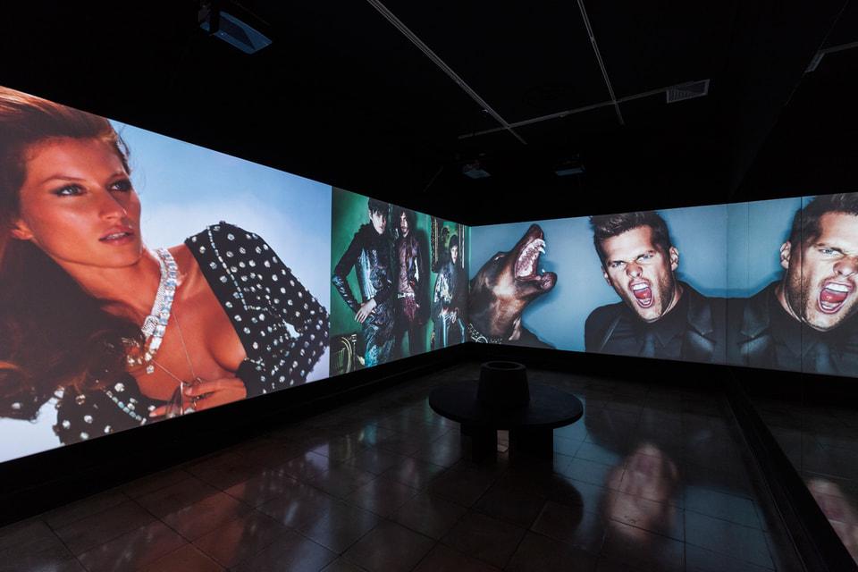 В экспозиции музея представлены фотоработы самого Марио Тестино, а также работы приглашенных местных художников