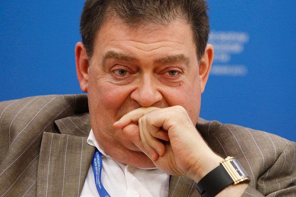 Бизнесмен Вадим Варшавский