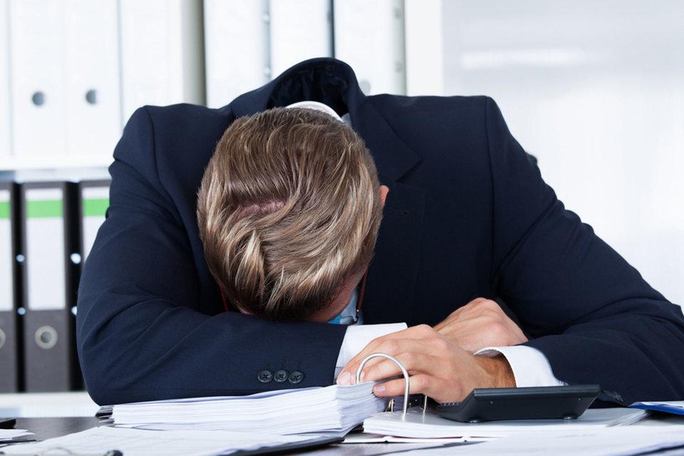 В России психологические проблемы работников мало волнуют их руководителей