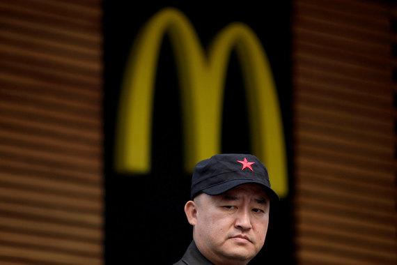 McDonald's продает 80% бизнеса в Китае и Гонконге за $2,1 млрд