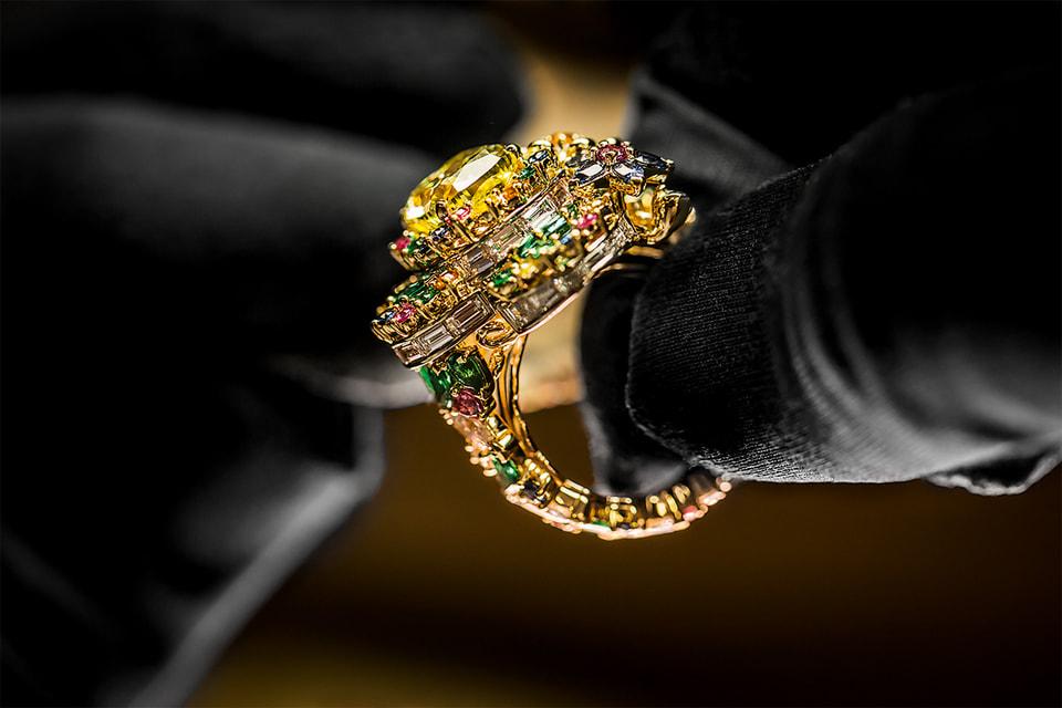 Кольцо Hameau De La Reine