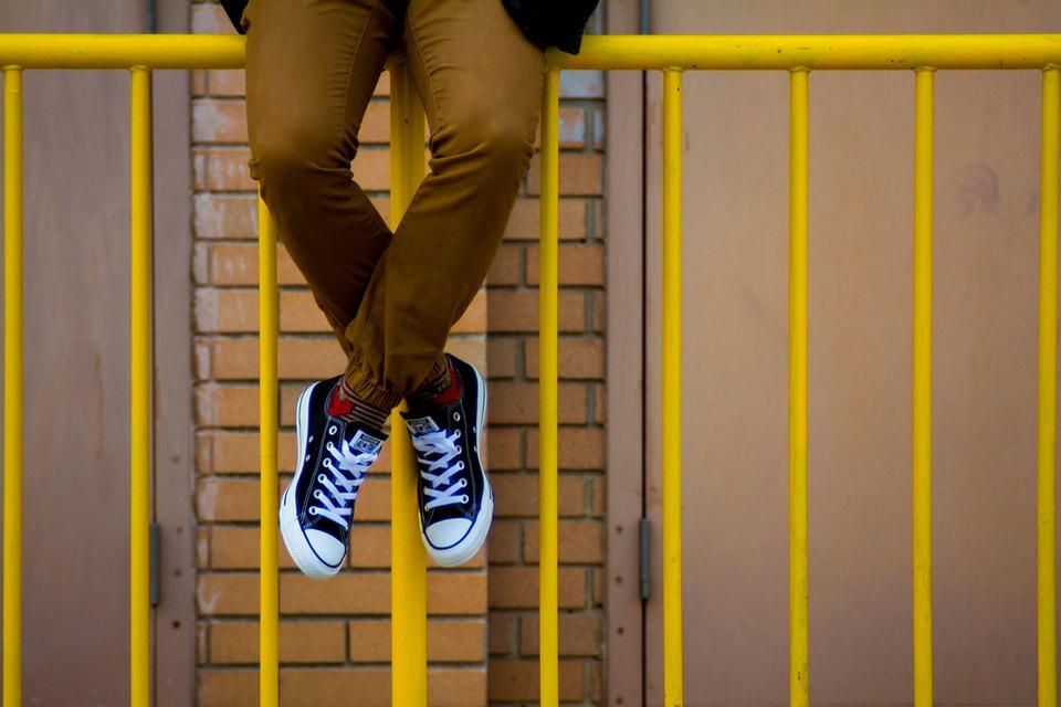 Продажи спортивной обуви для повседневного ношения растут год от года